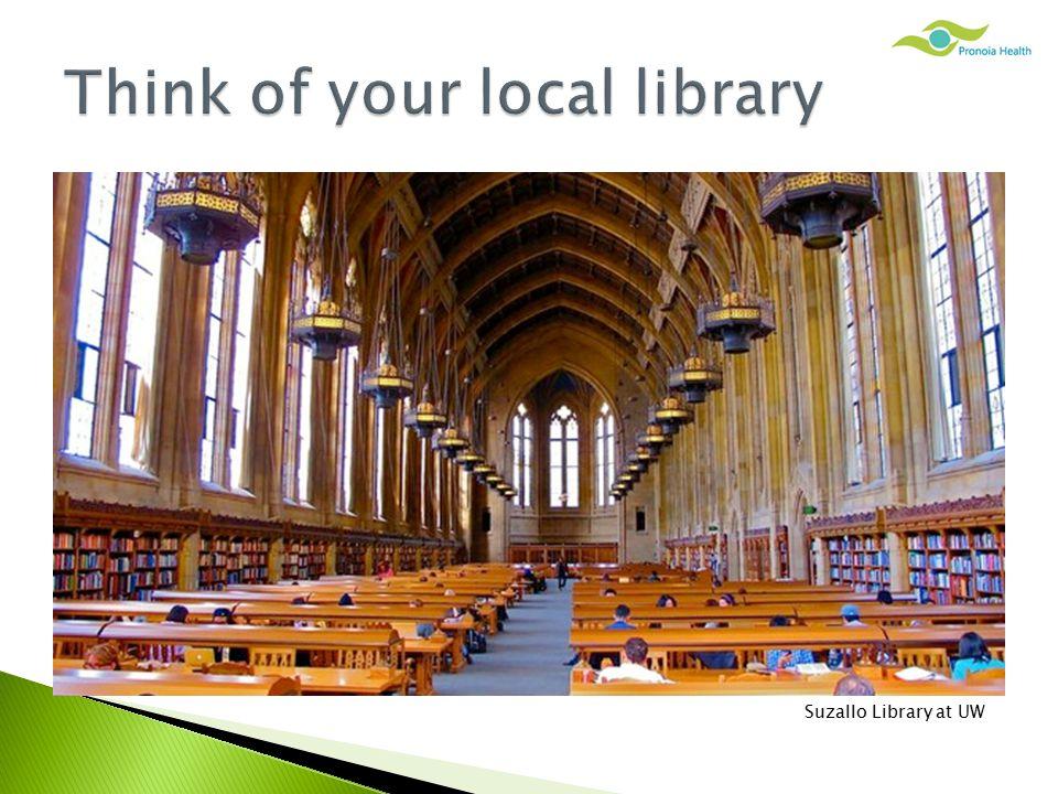 Suzallo Library at UW