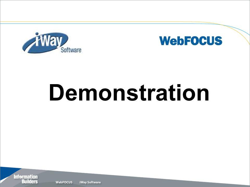 Demonstration Copyright 2007, Information Builders. Slide 25
