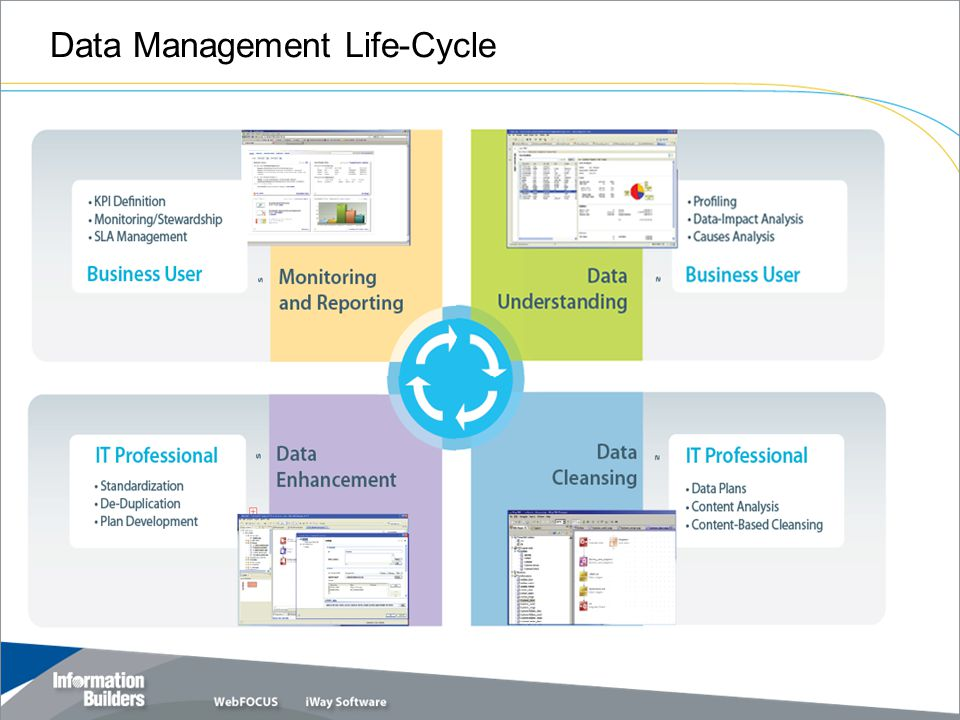 Data Management Life-Cycle