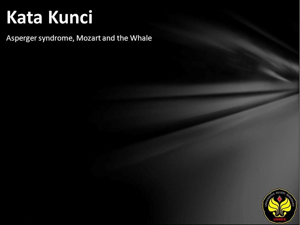 Kata Kunci Asperger syndrome, Mozart and the Whale