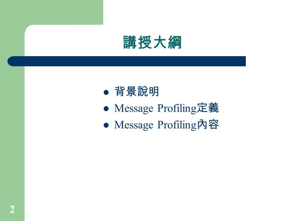 台灣健康資訊交換第七層協定協會 版權所有 背景說明