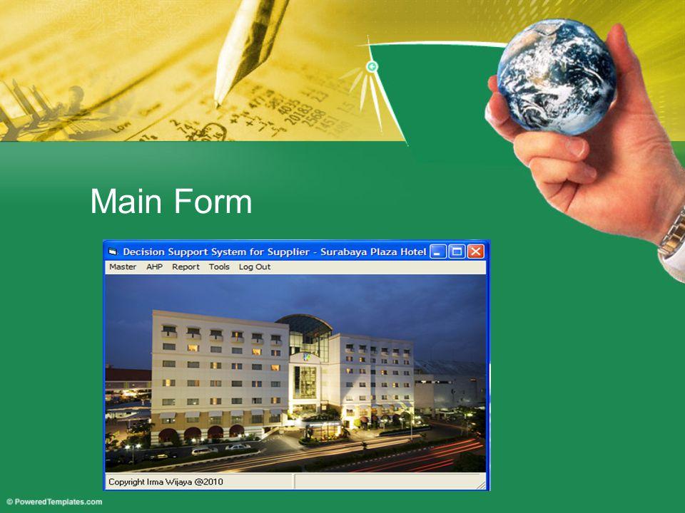 Main Form