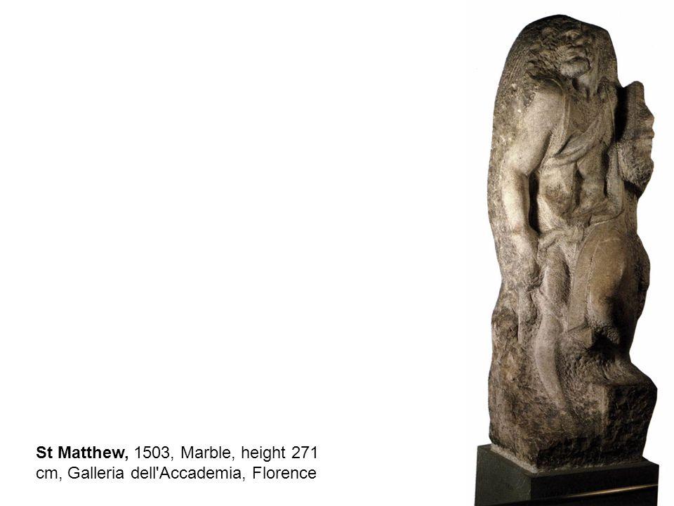 Pius 1501-04 Marble, height 134 cm Duomo, Siena