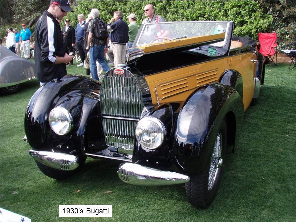 1930's Bugatti