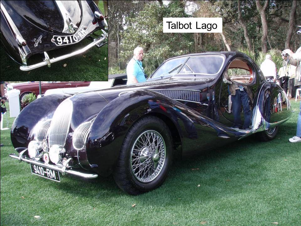 Talbot Lago