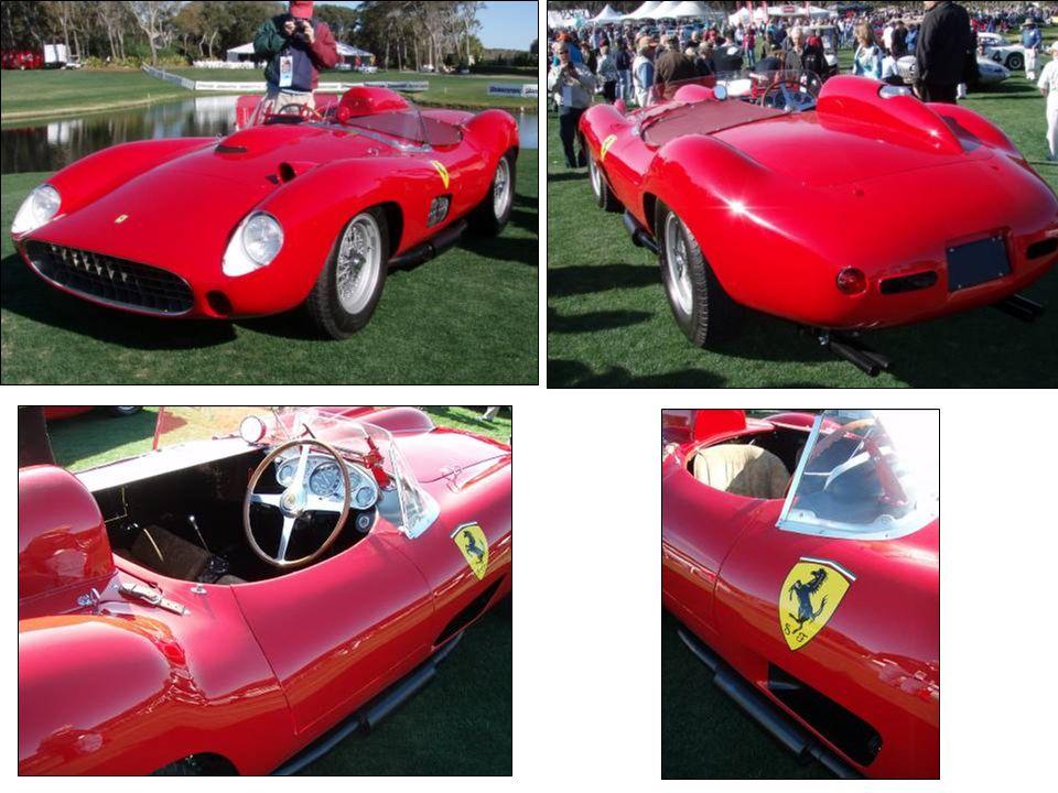 1956 Maserati 200SI