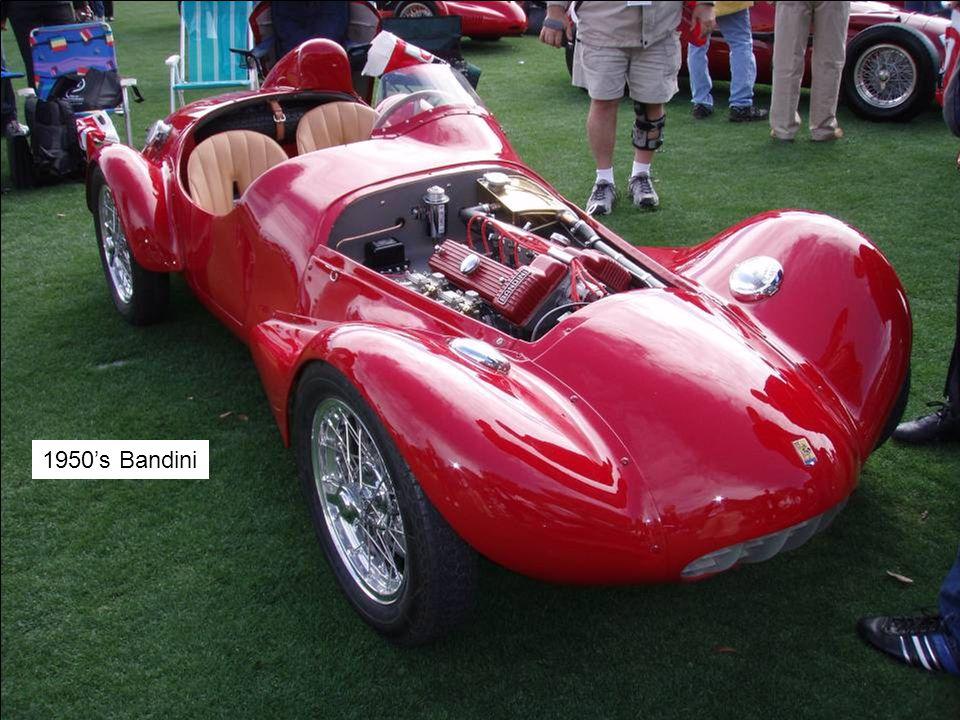 1950's Bandini