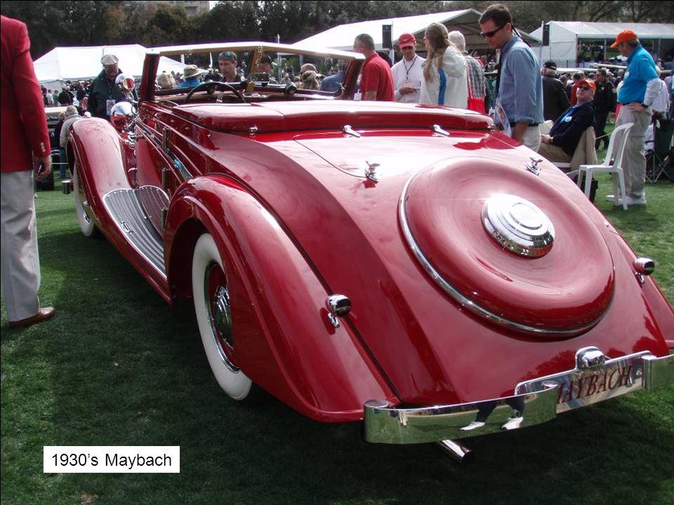 1930's Maybach