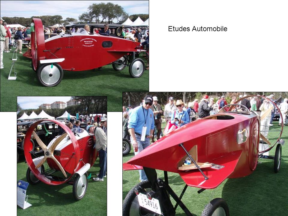 Etudes Automobile