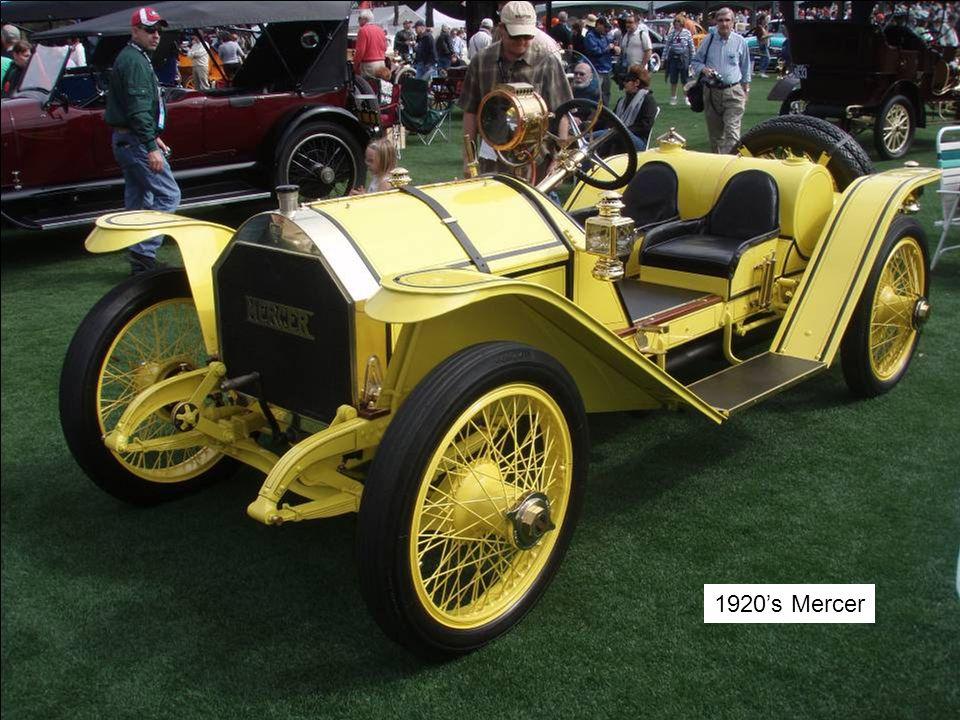 1920's Mercer