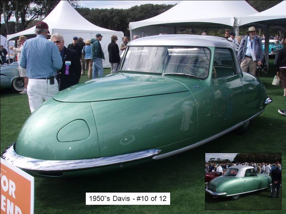 1950 s Davis - #10 of 12