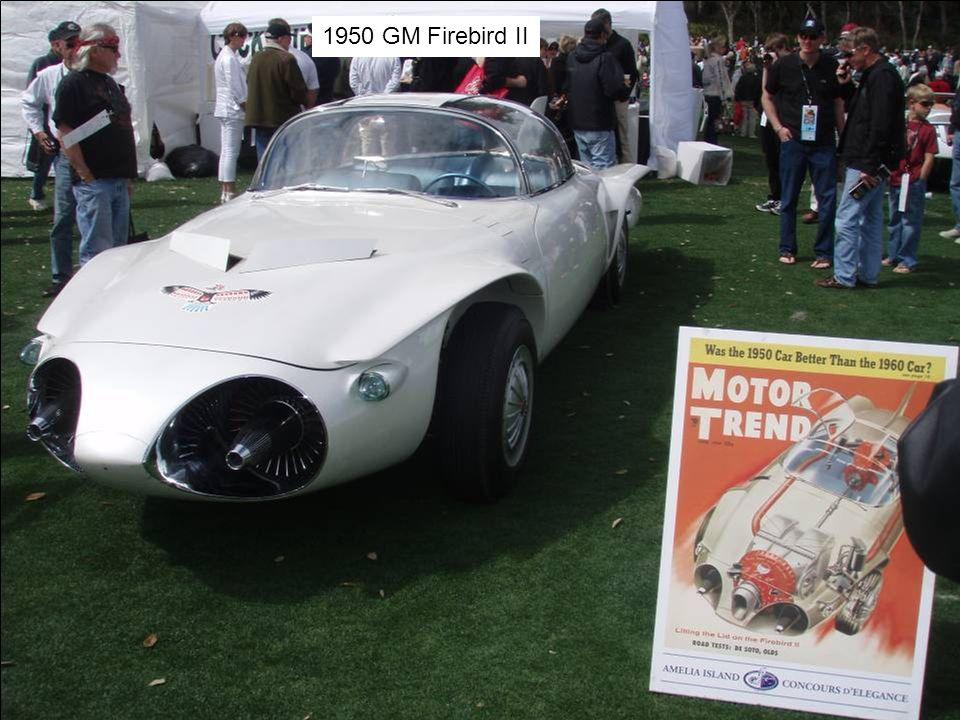 1950 GM Firebird II
