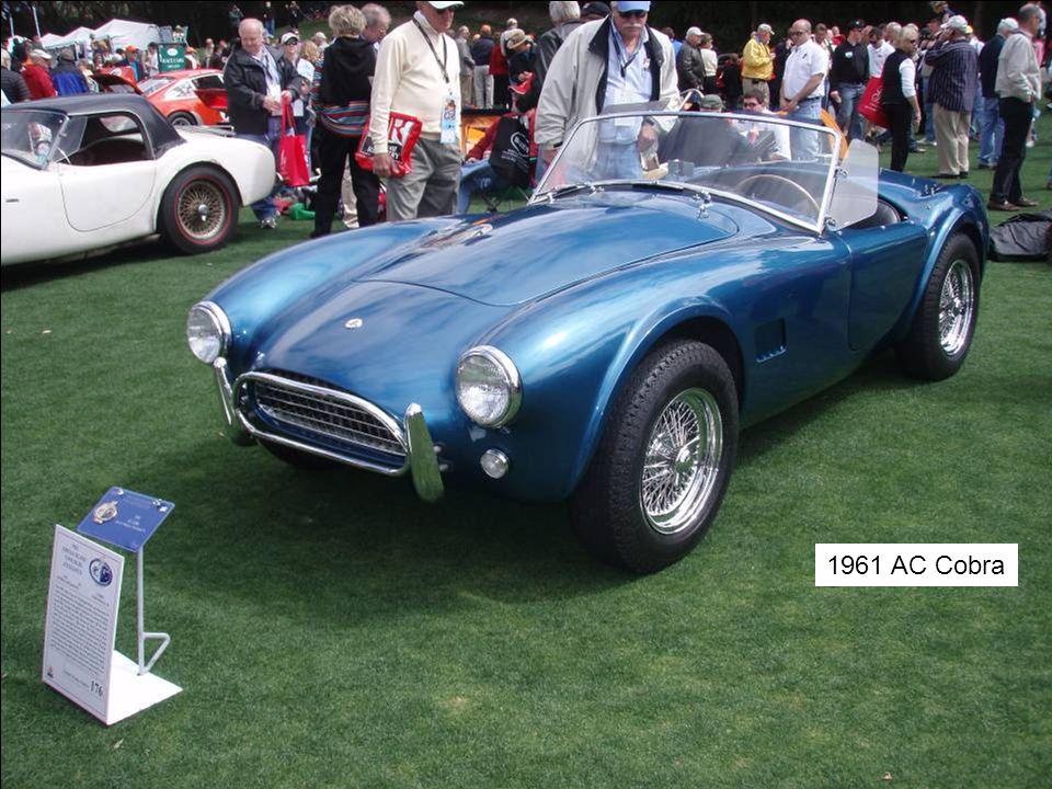 1961 AC Cobra