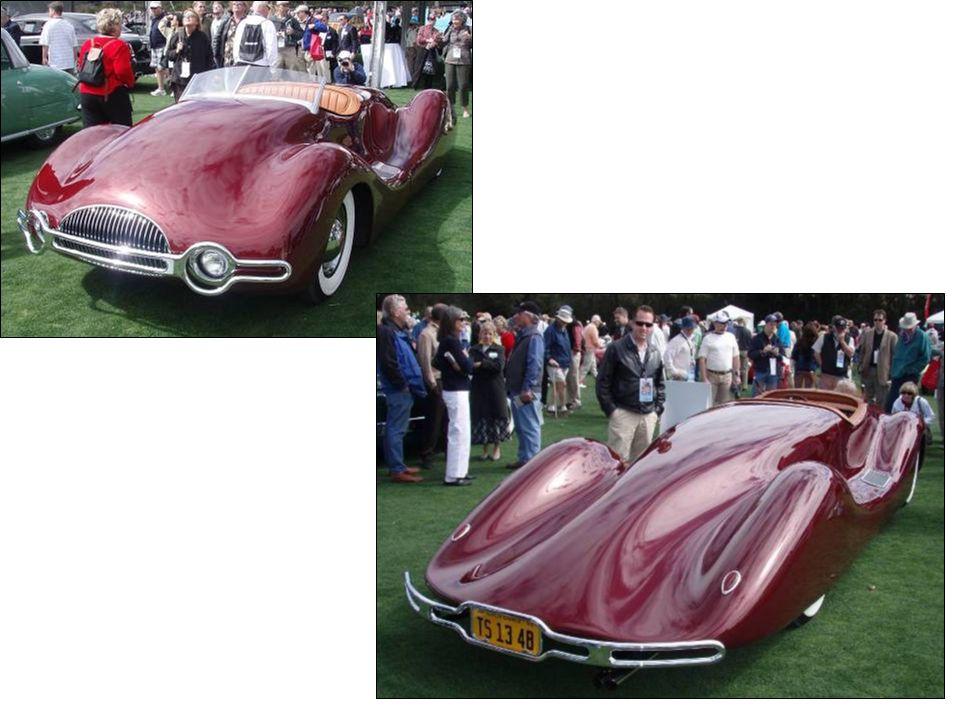 BEST IN SHOW – 1936 Mercedes Benz 540K