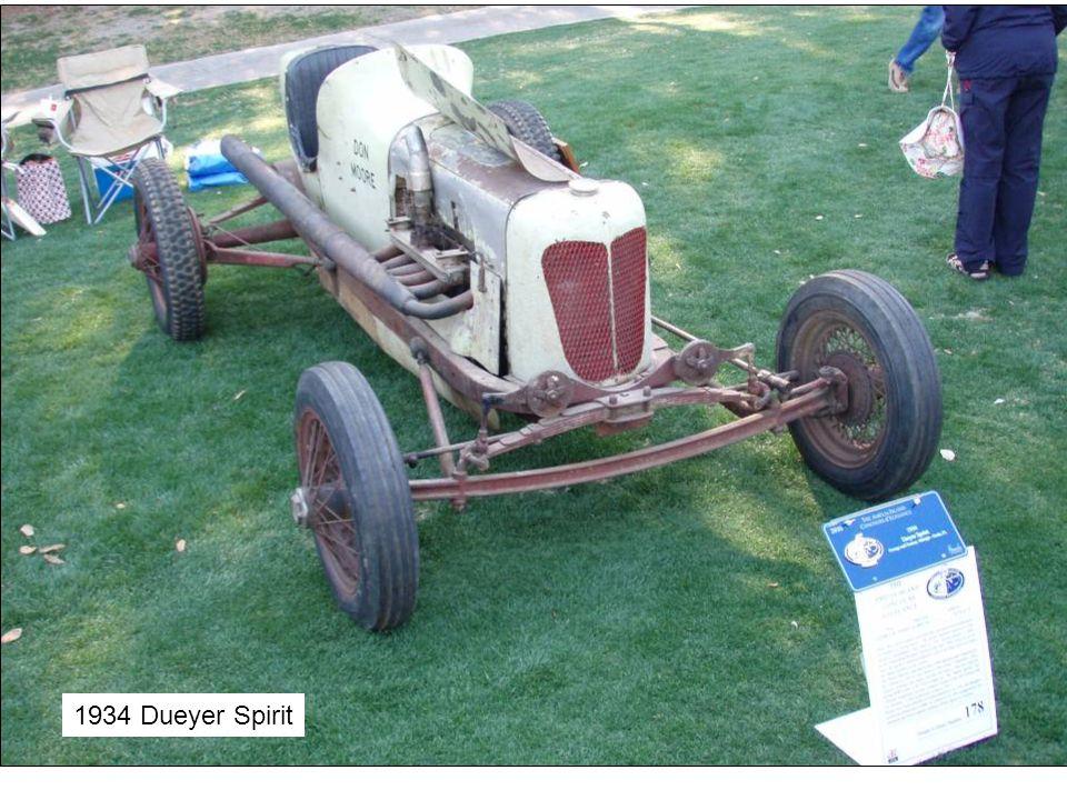 1934 Dueyer Spirit