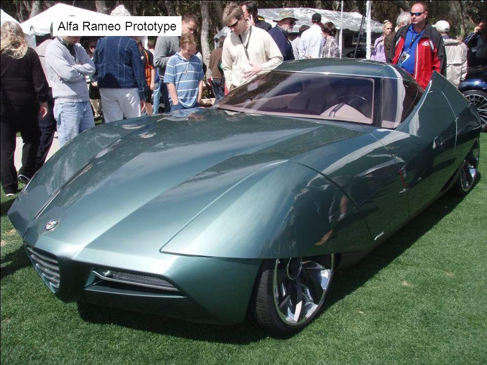 Alfa Rameo Prototype