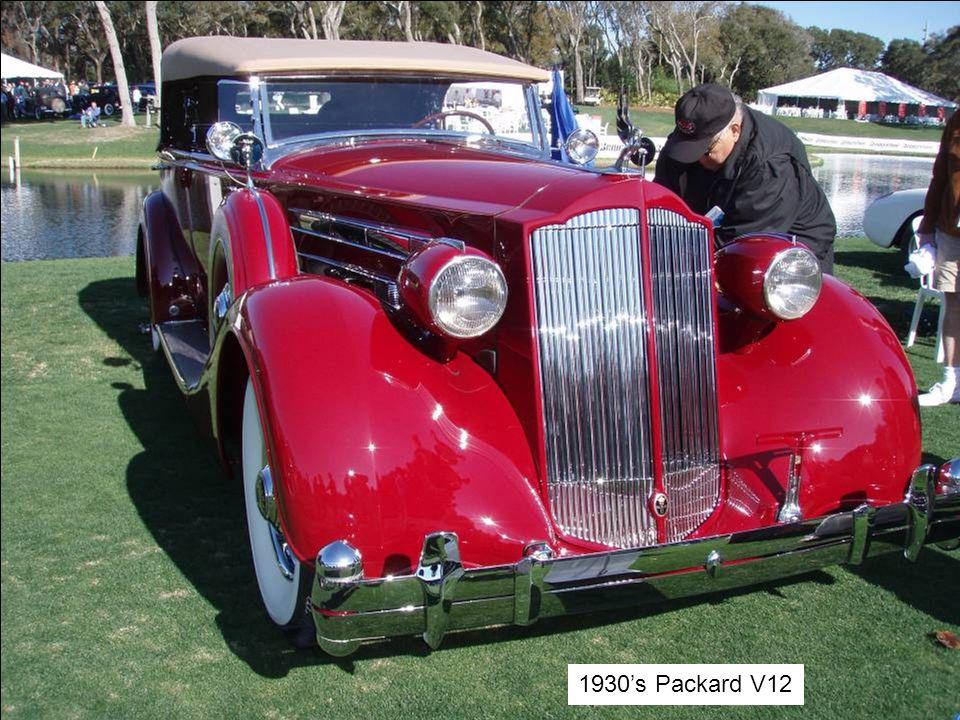 1930's Packard V12