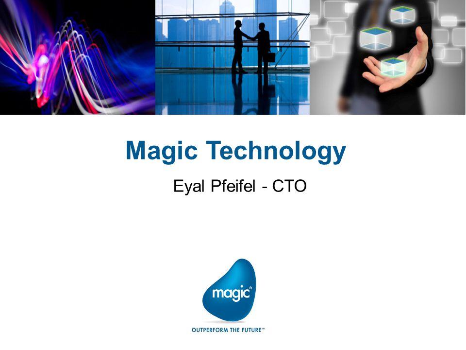Magic Technology Eyal Pfeifel - CTO