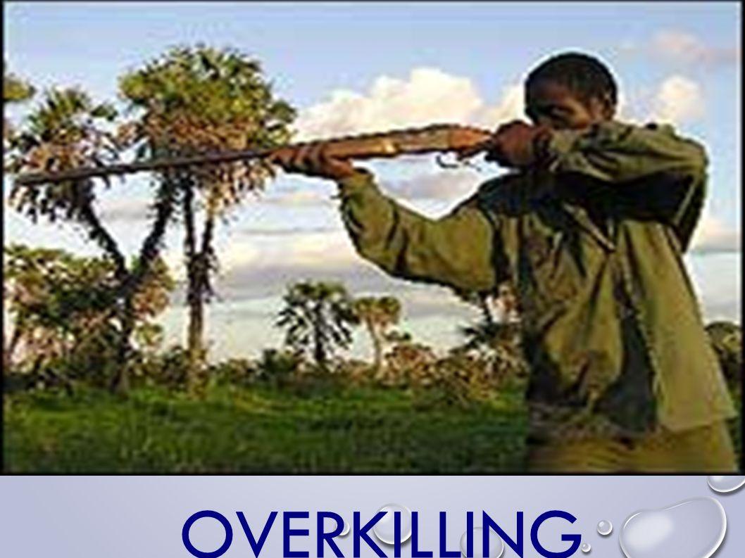 OVERKILLING