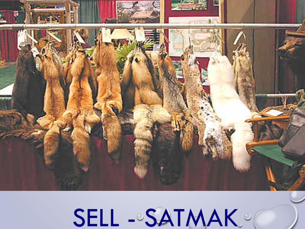 SELL - SATMAK