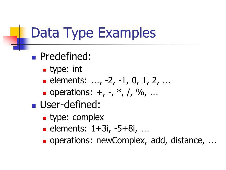 natTuple Implementation // in file natTuple.c #include natTuple.h struct natTuple { nat n1; nat n2; }; int equals (natTuple t1, natTuple t2) { // the second try: return (natEquals (t1->n1, t2->n1) && natEquals (t1->n2, t2->n2)); } n1 n2 t1 n1 n2 t2