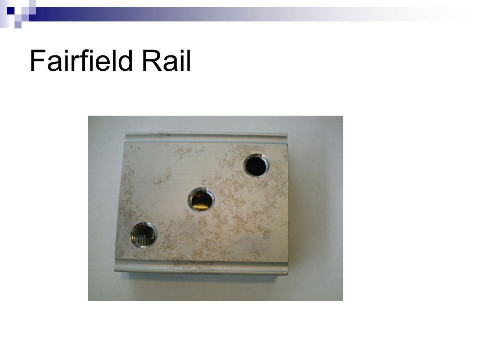 Fairfield Rail