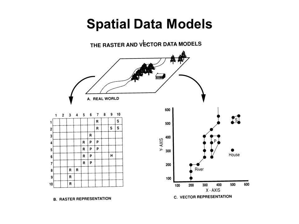 Spatial Data Models