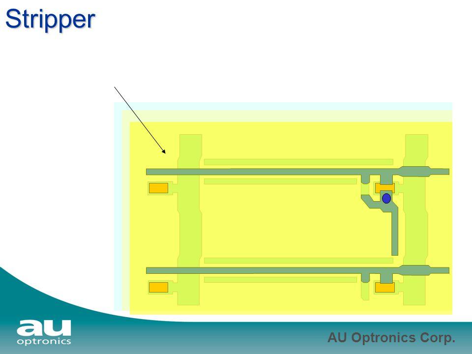 AU Optronics Corp. Stripper