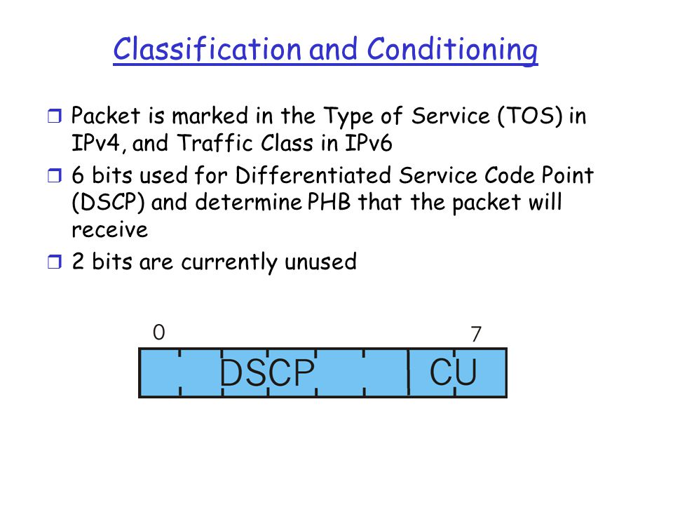 CR-LDP r CR-LDP: LDP using constraint-based routing m LDP provides a common understanding between LSR peers of the meaning of labels used to forward traffic between them m Message categories: Discovery -- sent periodically by LSRs to announce their presence Session -- to establish, maintain, and terminate a session between two LDP peers Advertisement -- to create, change, and delete label mappings to FECs after a session has been established Notification -- to signal and provide advisory info.