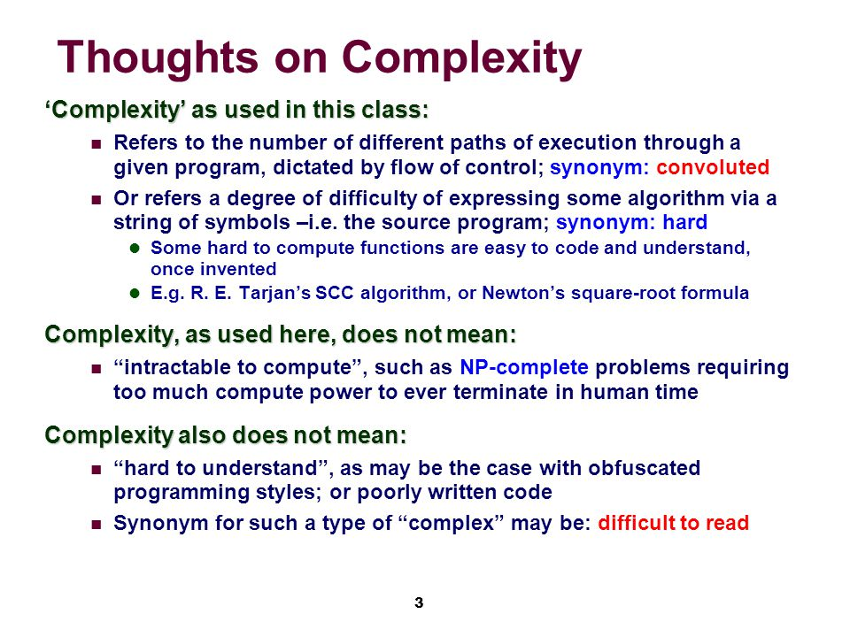 14 Halstead Program Metrics Operators Common arithmetic symbols, e.g.