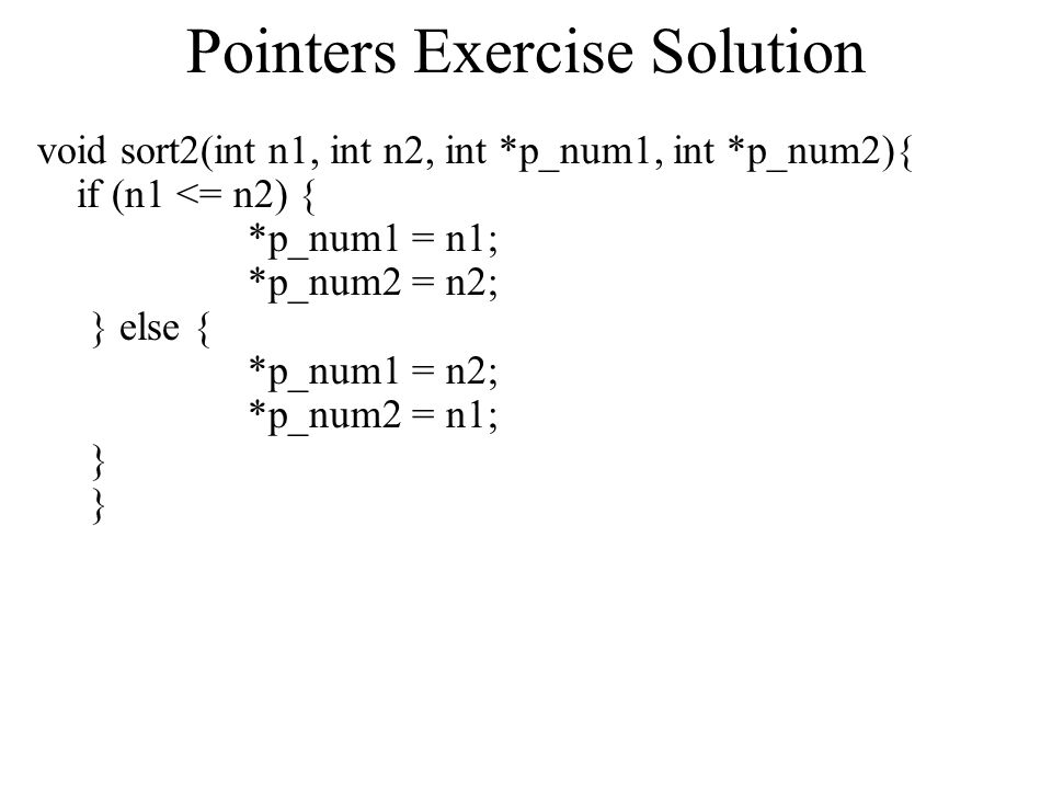 Pointer Exercise Write a function to calculate how many quarters, dimes, nickels and pennies should be given when making change to be used in program shown below: void makechange(double, int *, int *, int *, int *); main() {double amount; int numqtrs, numdimes, numnickels, numpennies; printf( Amount of money (in dollars and cents): $ ); scanf( %lf , &amount); makechange(amount, &numqtrs, &numdimes, &numnickels, &numpennies); printf( Change: %d quarters,%d dimes, , numqtrs, numdimes); printf( %d nickels, %d pennies\n , numnickels, numpennies); }