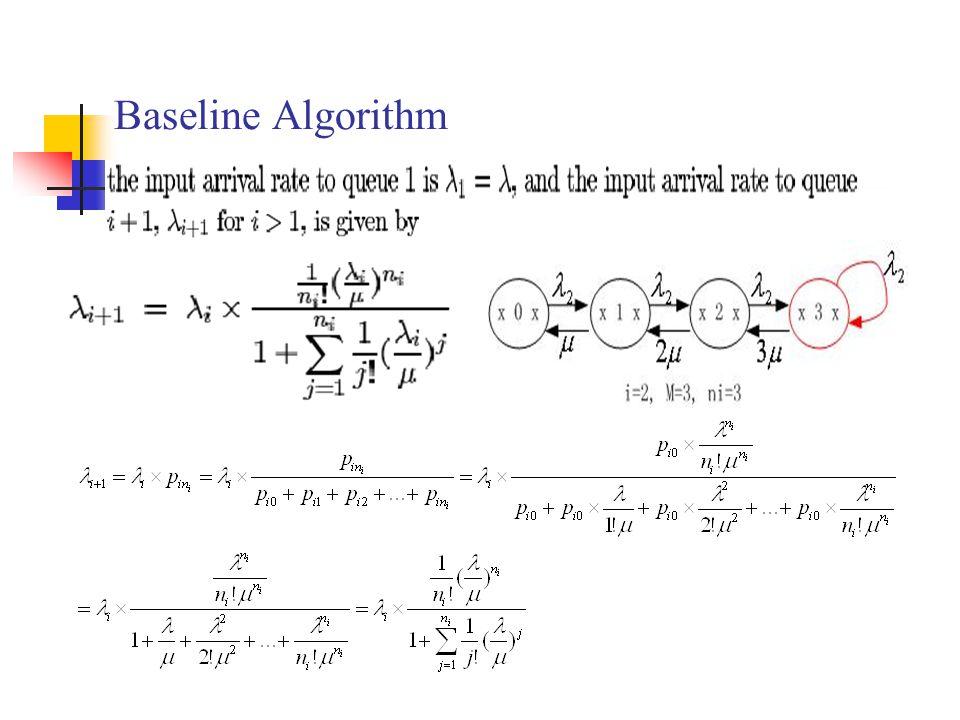 Baseline Algorithm
