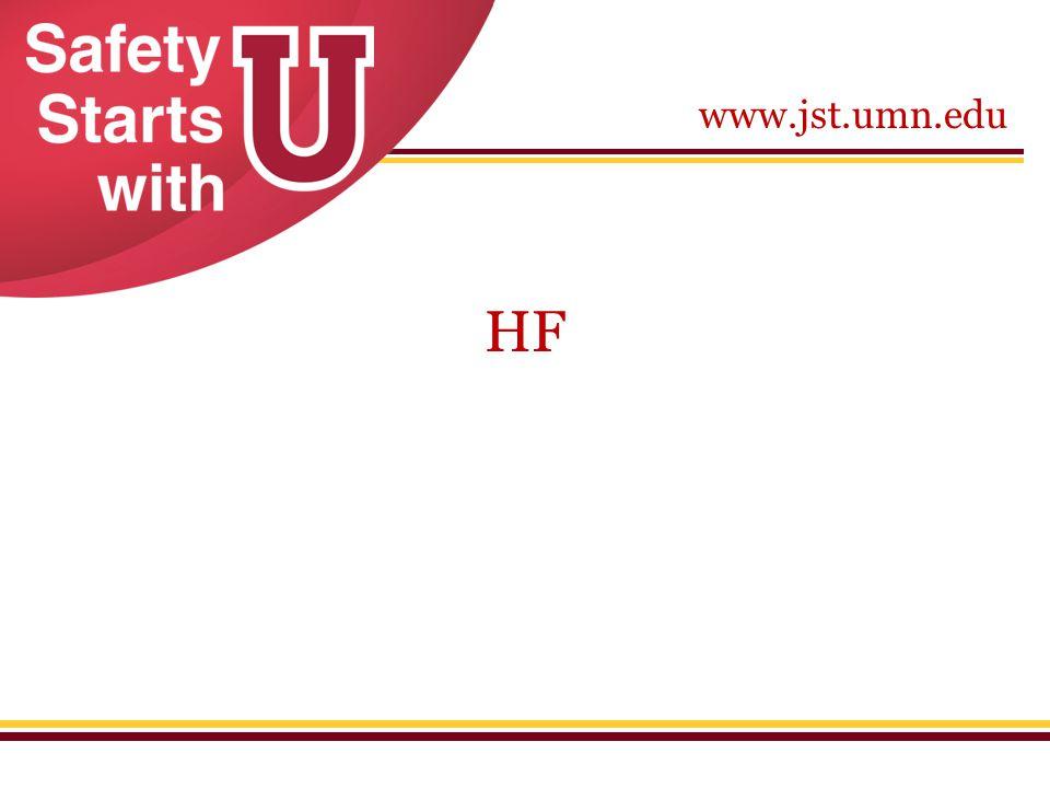 www.jst.umn.edu HF