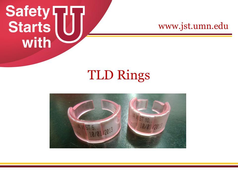 www.jst.umn.edu TLD Rings