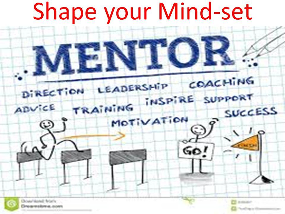 Shape your Mind-set