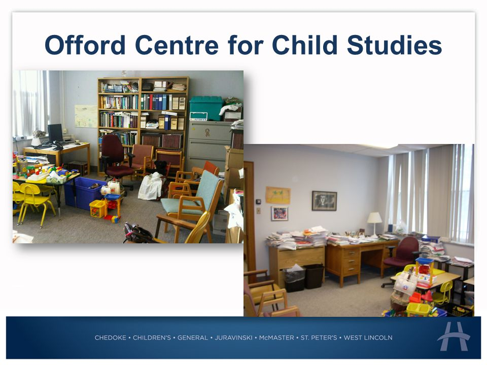 Offord Centre for Child Studies