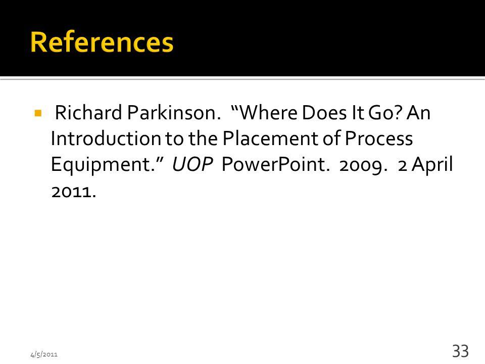  Richard Parkinson. Where Does It Go.