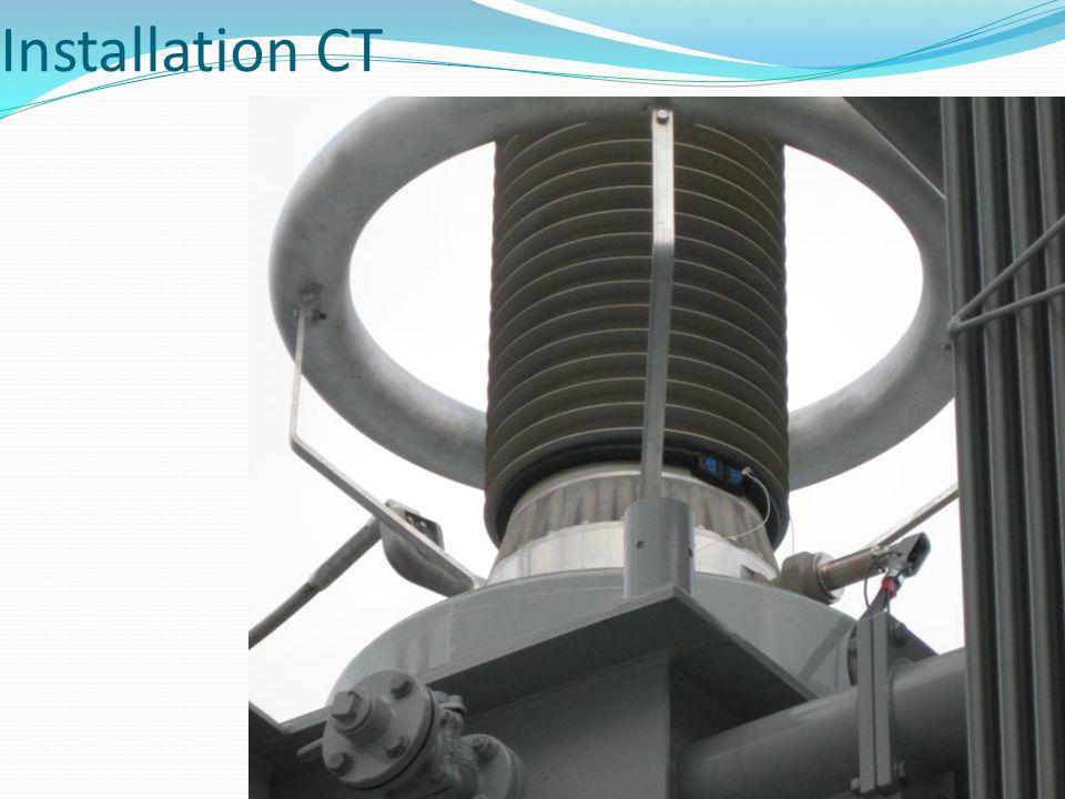 Installation CT