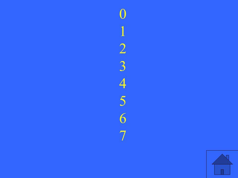 13 0123456701234567