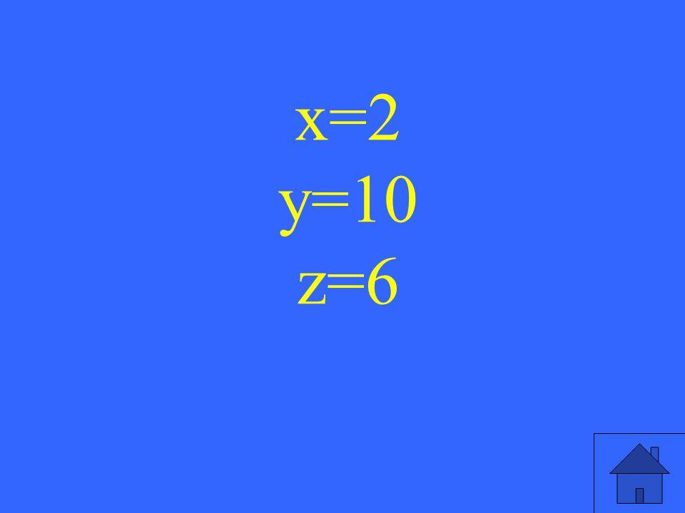 37 x=2 y=10 z=6