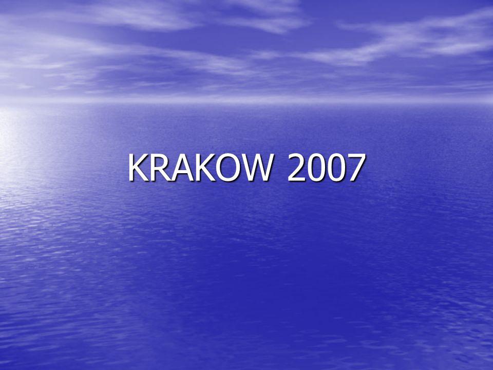KRAKOW 2007
