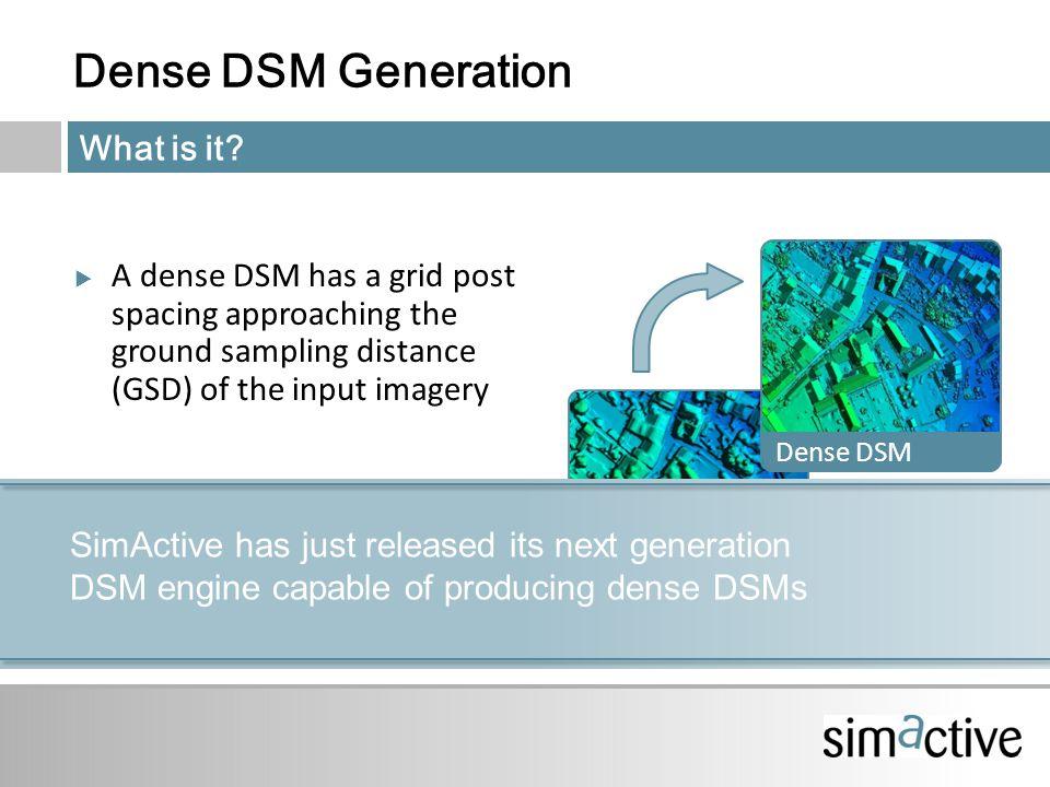 DSM What is it.