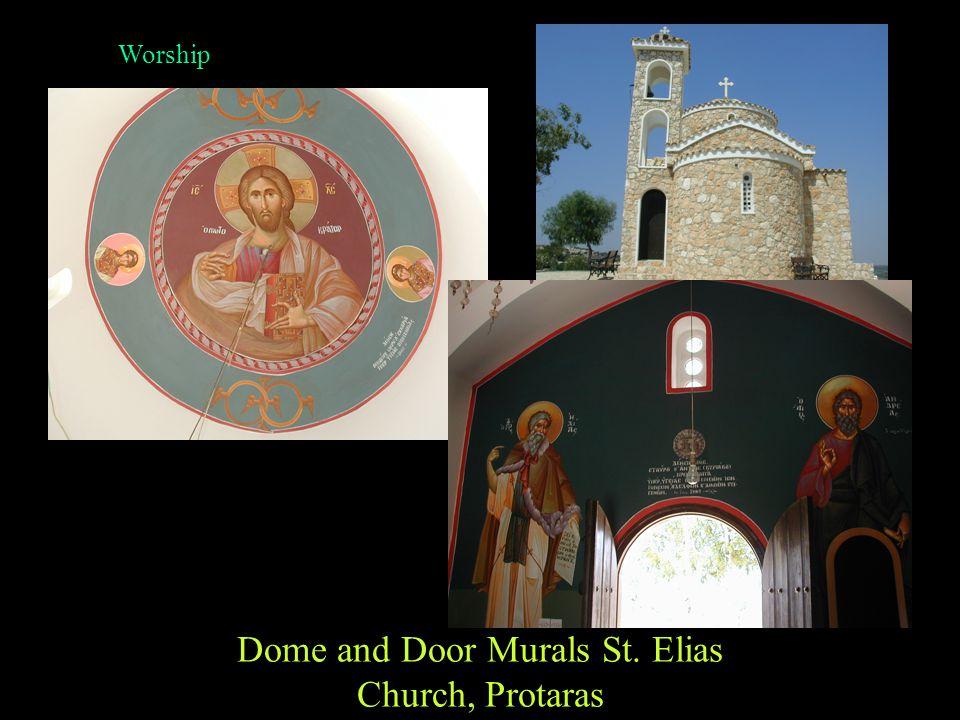 Worship St. Elias Church, Protaras