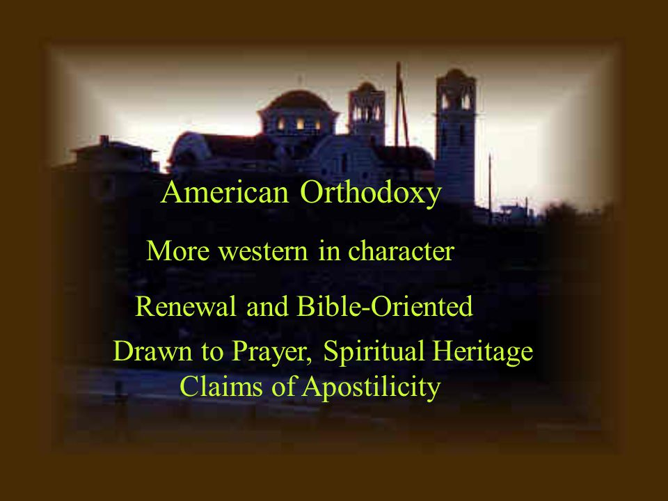 Culture and Tradition High Family Values Tribal Concept of faith and Life Christian~Greek and Orthodox Muslim~Turkish or Arab Uncertain about other forms of Christianity