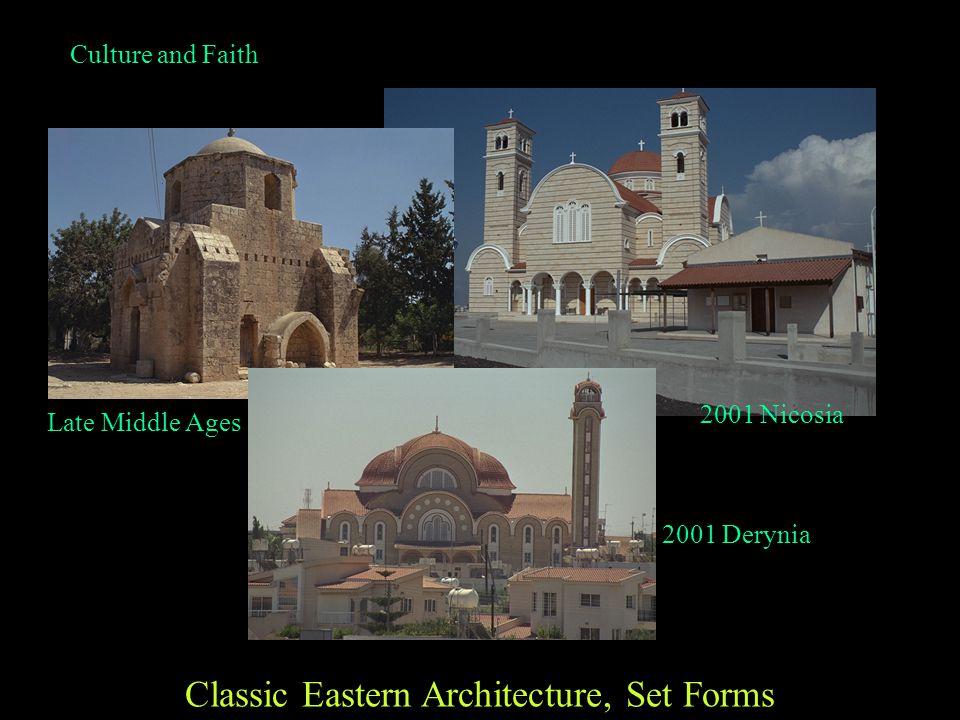 Culture and Faith Capital of Rome Moved Eastern Roman Empire Greek Byzantine Empire Turkish Invasions -- Islam Latin (Frankish, Papish) Domination