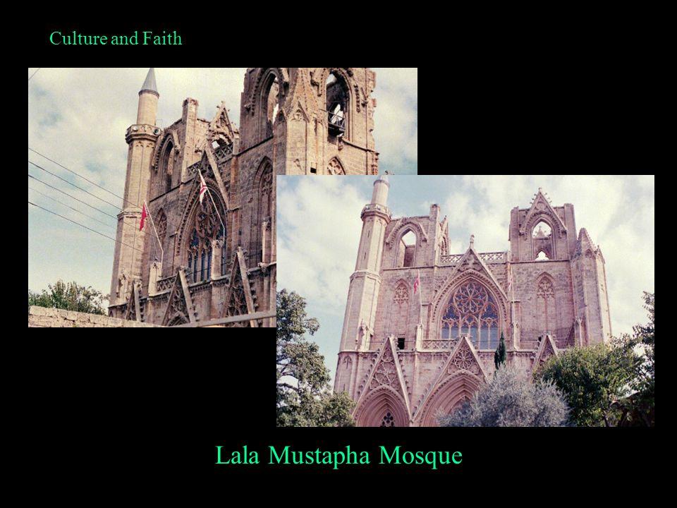 Culture and Faith Gothic