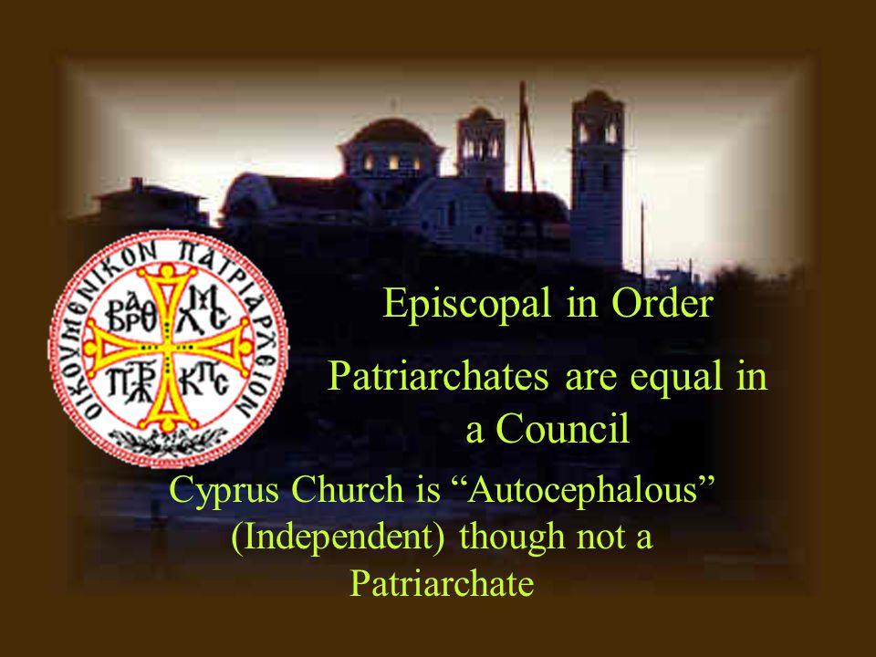 National – from Mission Churches Russian Serbian Romanian Bulgarian Georgian Patriarchs