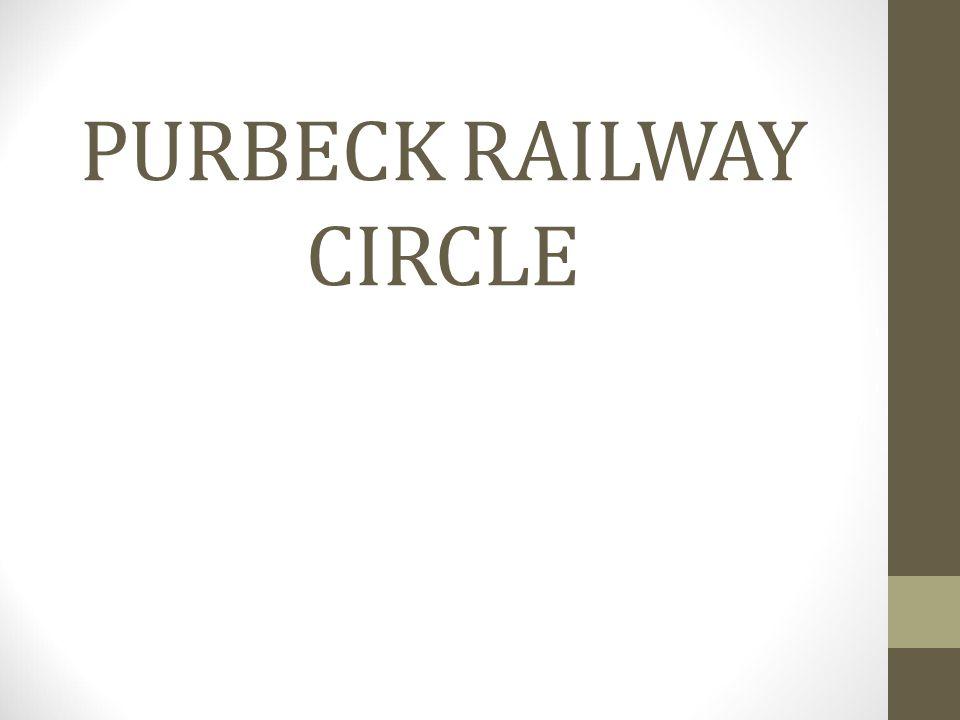PURBECK RAILWAY CIRCLE