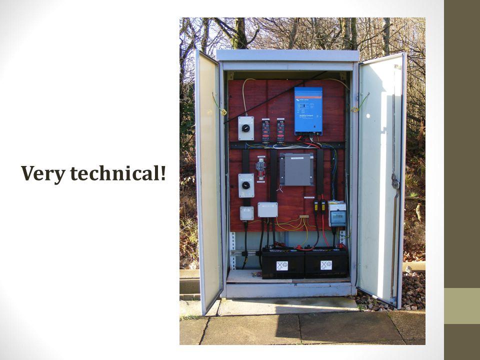 VeVeru Very technical!