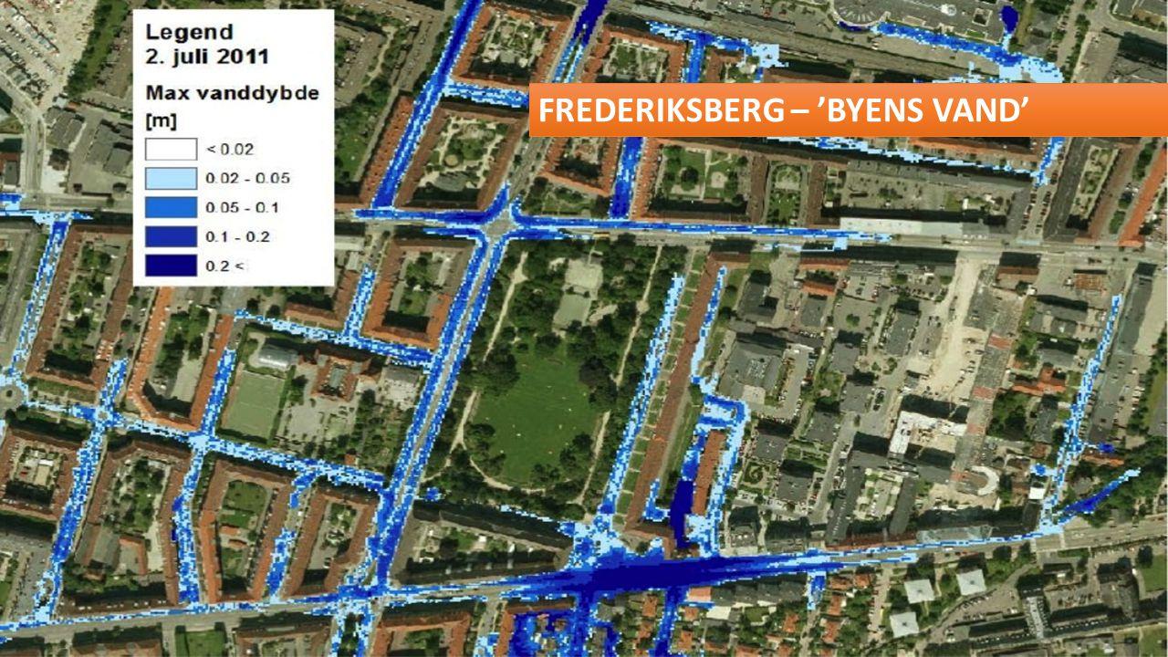 FREDERIKSBERG – 'BYENS VAND'